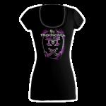 2012 Emblem Burn Ladies Scoop Neck Purple