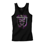2012 Emblem Burn Ladies Tank Top Purple
