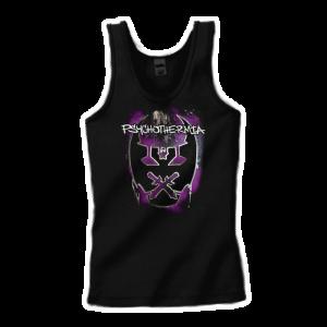 2012 Emblem Burn Ladies Tank Top Purple