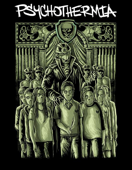 Regime Artwork